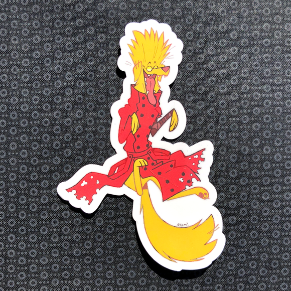 Trigun Vinyl Stickers