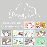 Anxiety Fox Stationery Gift Set