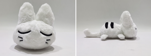 Small Fluffy Calming Kitty Plush