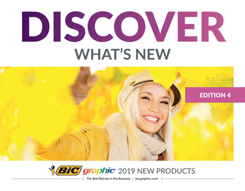 Bic Graphic Product Catalog
