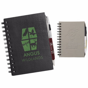 BIC® Chipboard Cover Notebook