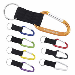 Anodized Carabiner 6mm