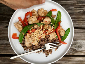 Five Minute Stir Fry