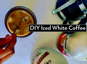 How To Save $4 A Day: DIY Iced White Coffee