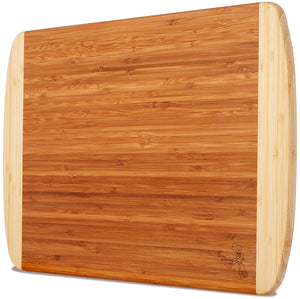 Organic Bamboo Cutting Board