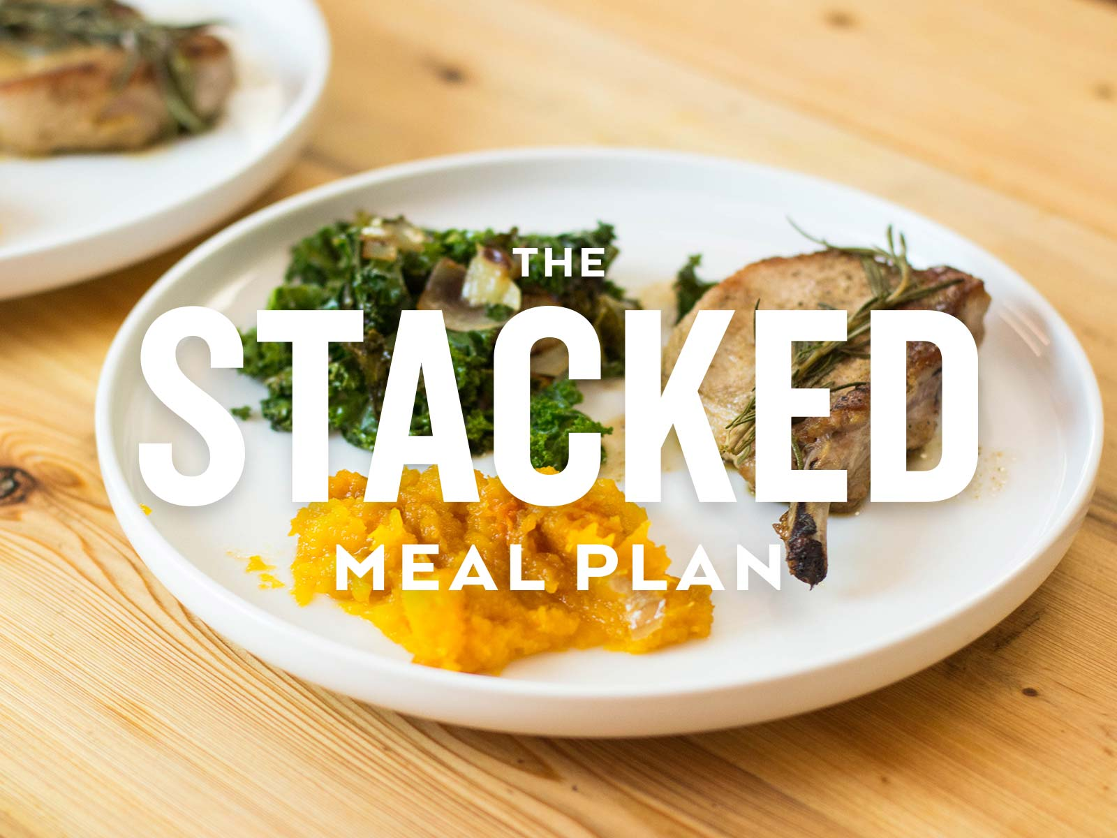 The Stacked Meal Plan