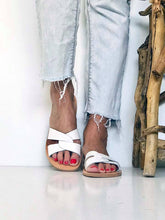 Load image into Gallery viewer, Lien Blanc Sandals