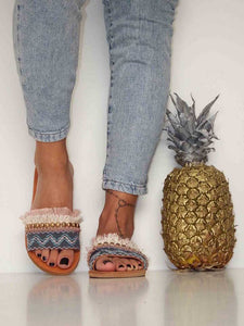 Welle Embellished Sandals