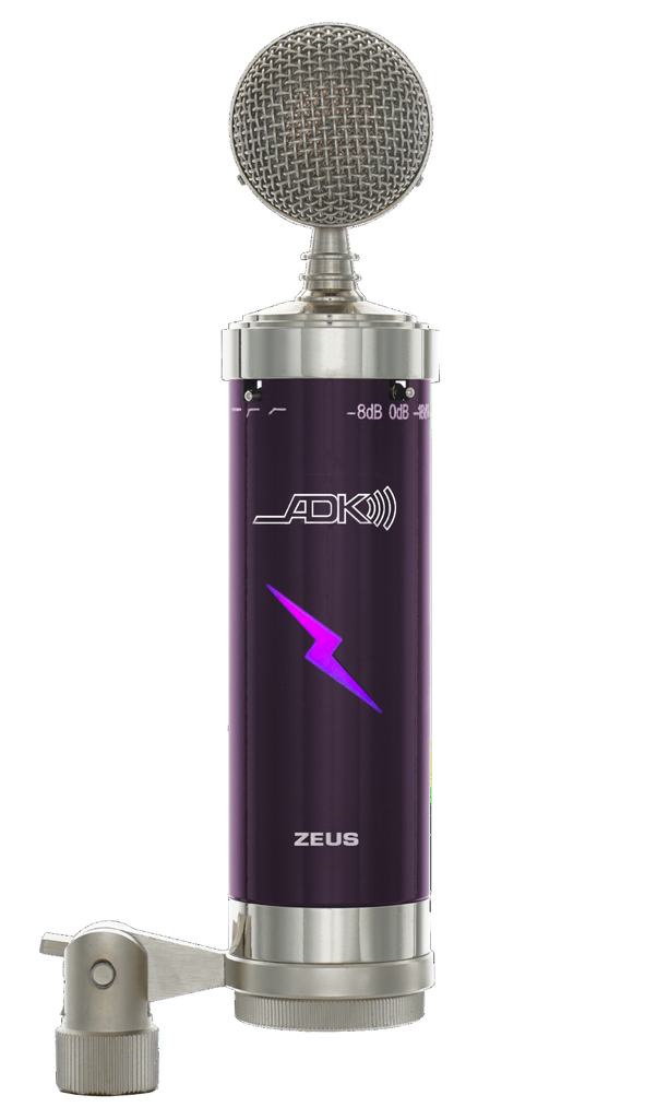 ADK Zeus the Swiss-Army Mic - 81 microphones in one.