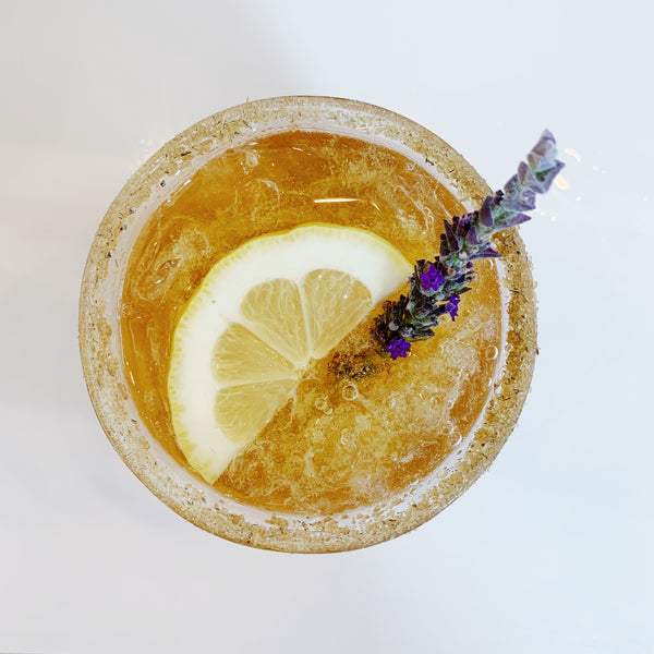 HOW TO MAKE A LONDON GIN (TEA COCKTAIL SERIES)