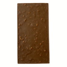 Load image into Gallery viewer, Hojicha Bar (Milk Chocolate with Roasted Green Tea & Toasted Rice)