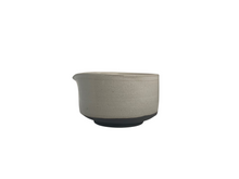 Load image into Gallery viewer, PARU Matcha Bowl by MAEK - Black Clay