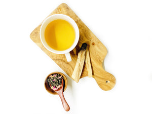 Palo Santea: Wellness Tea Series