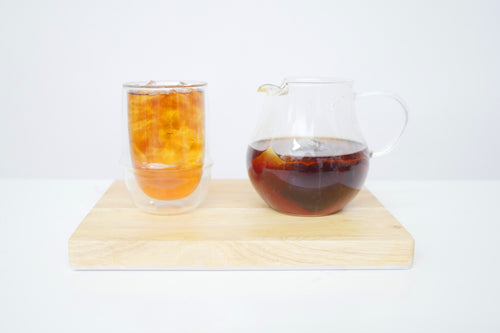 Iced Honey Orchid Oolong