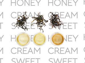 HONEY SWEET CREAM, Phoenix Dancong Oolong Collection