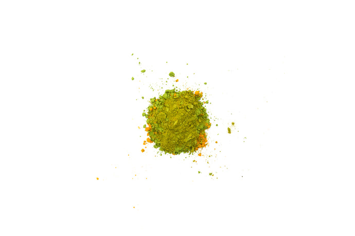 Golden Turmeric Matcha: Wellness Tea Series