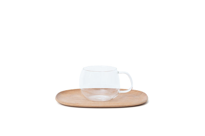 Kinto Glass Teacup