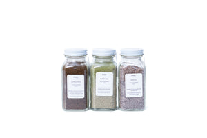 PARU Tea Salt Collection