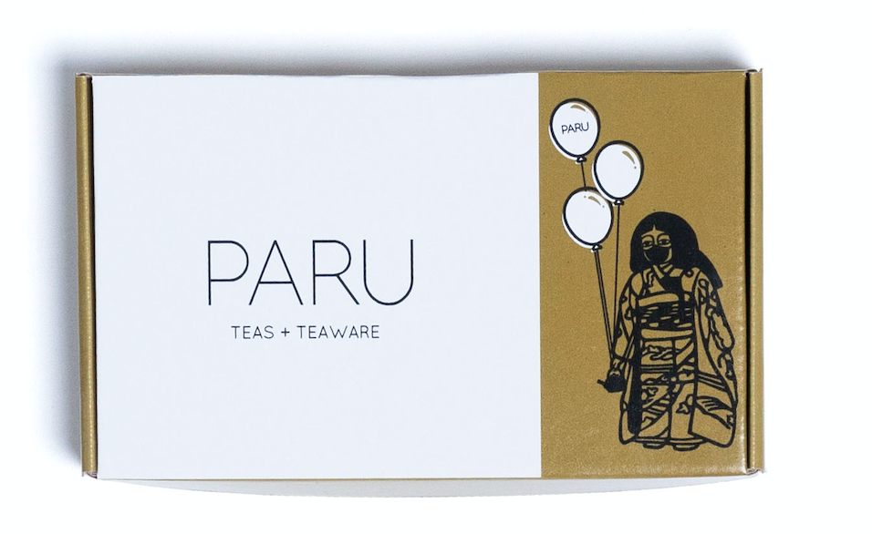 Paru Tea Box Monthly Subscription