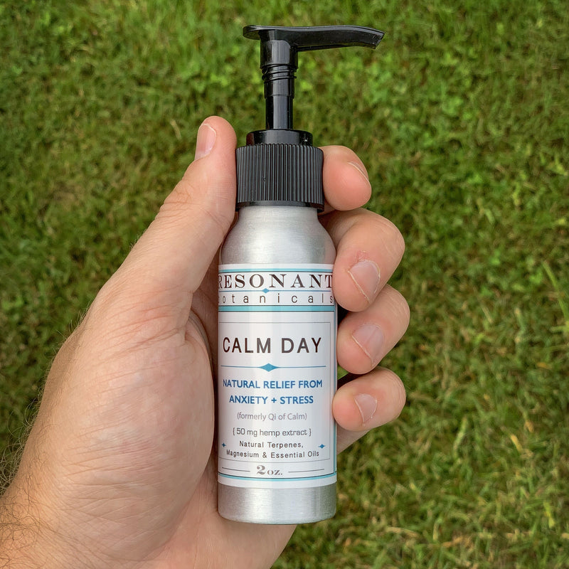 Calm Day Stress/Anxiety Lotion