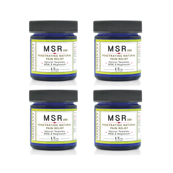 MSR BONE-ON-BONE JOINT PAIN CREAM