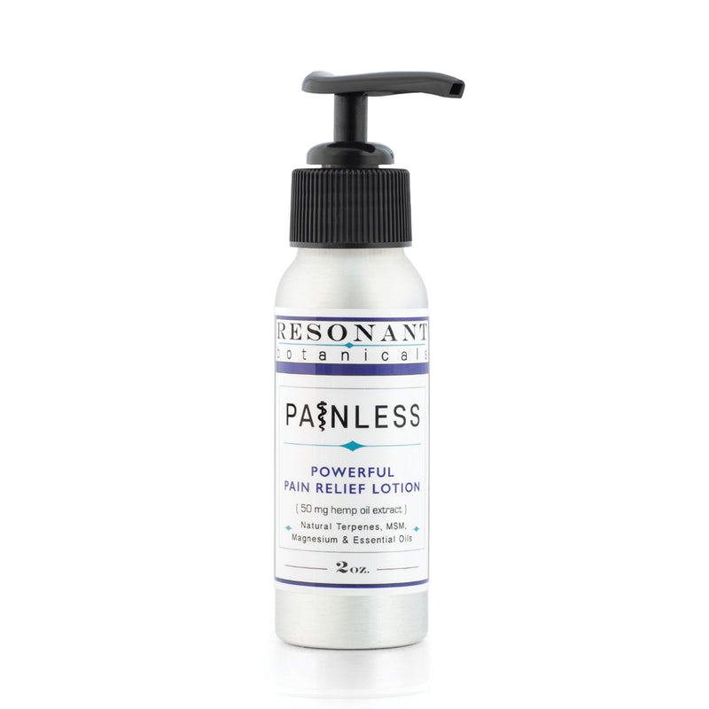 PAINLESS PAIN RELIEVING LOTION