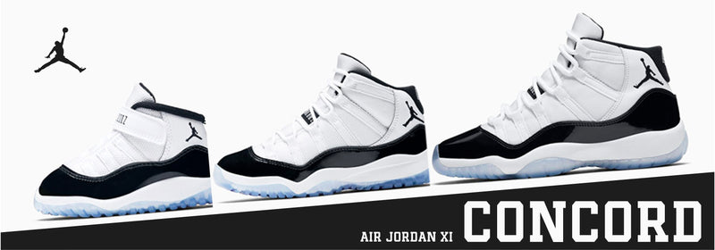 "Air Jordan XI Retro ""CONCORD"" - 08 Dec"