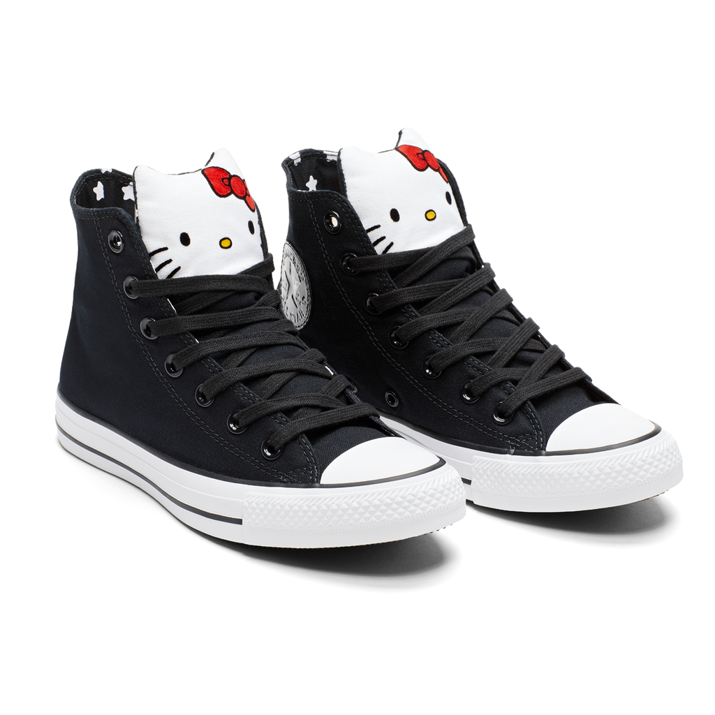CONVERSE X Hello Kitty CHUCK TAYLOR ALL STAR HI (8 yr - 14 yr)