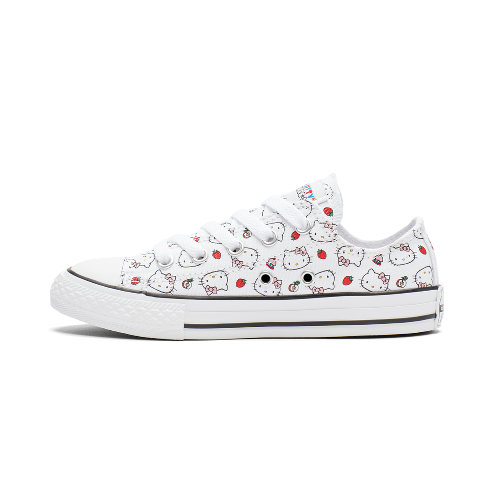 CONVERSE X Hello Kitty CHUCK TAYLOR ALL STAR OX (1 yr - 3 yr)