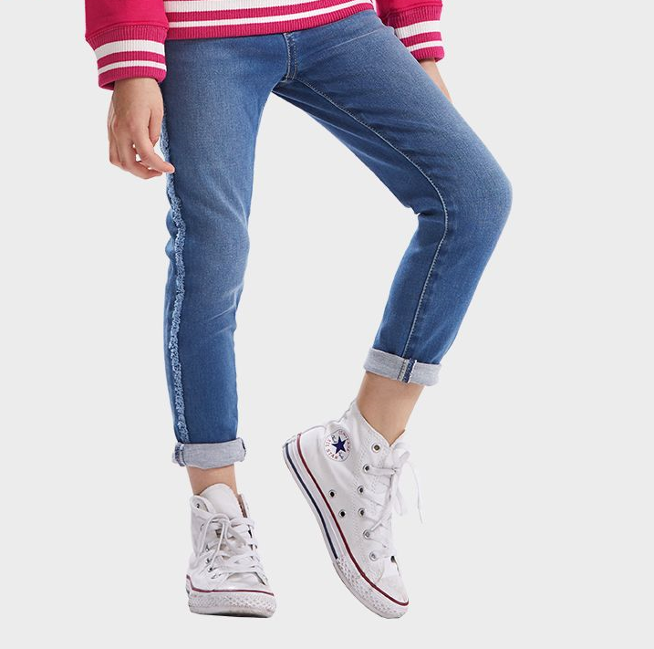 LEVI'S Girls' Denim Jeans