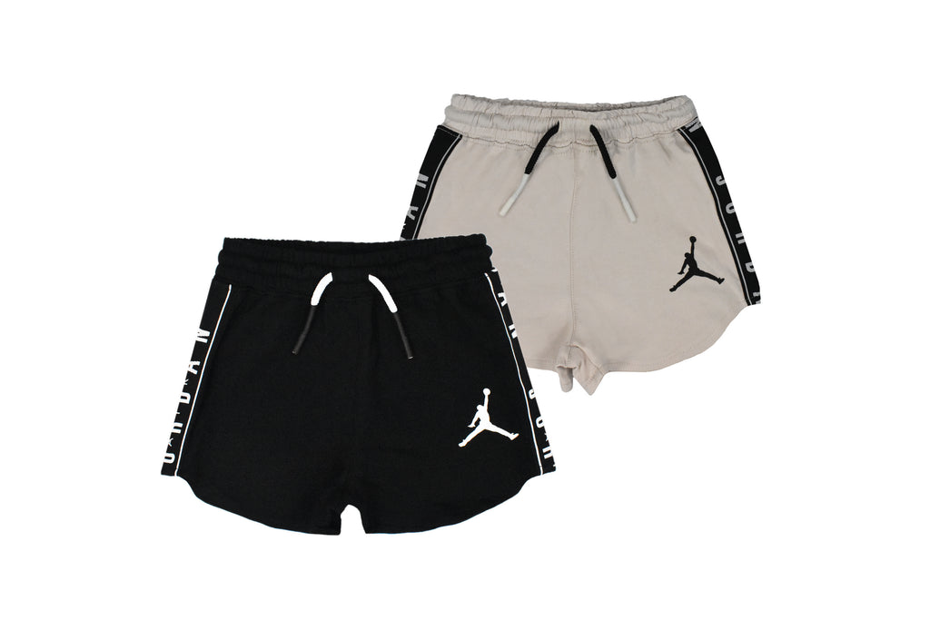 JORDAN Girls Knit Shorts