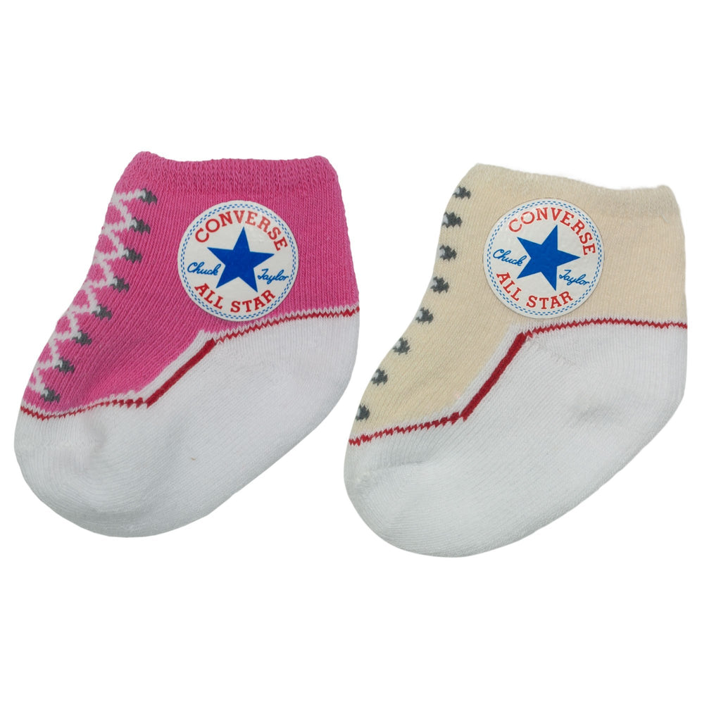 CONVERSE Ankle Sock Set (2 Pack) - rookiehk