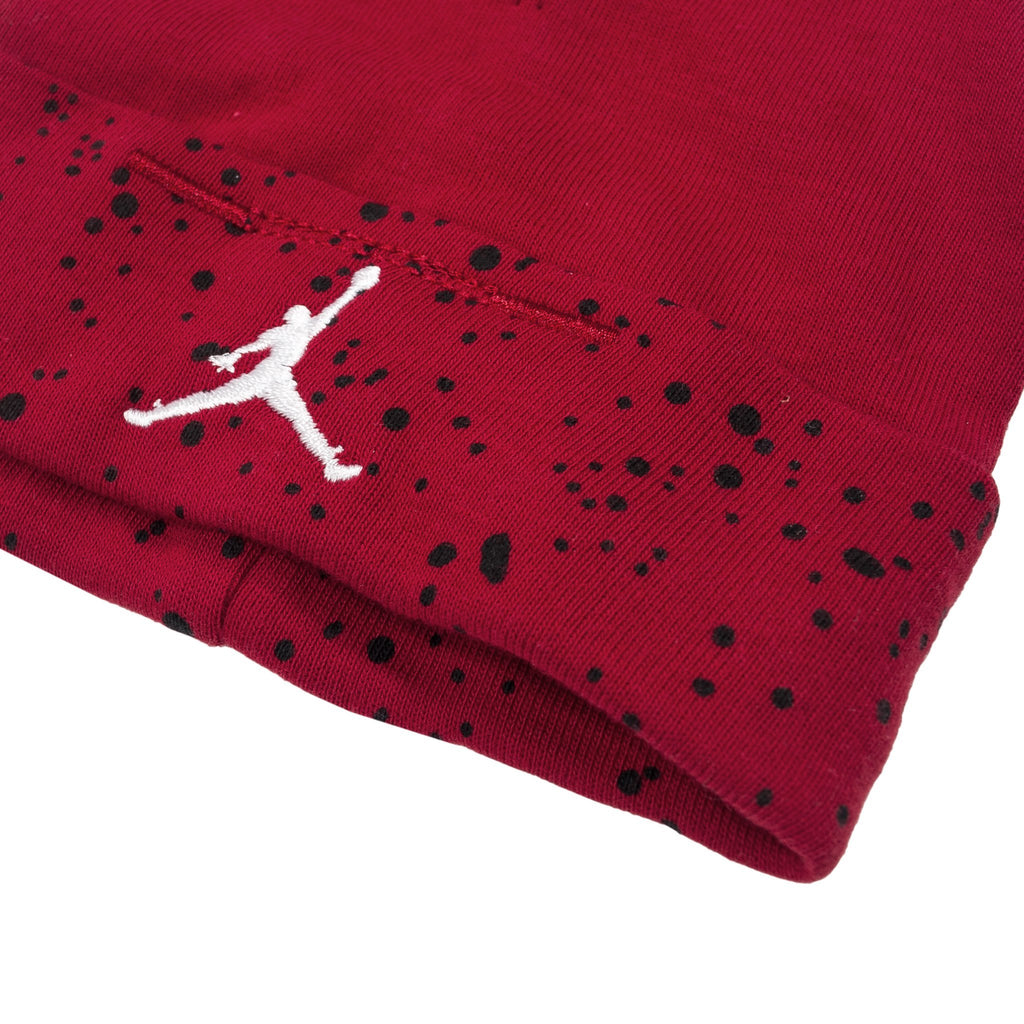 JORDAN Jumpman Hats & Socks Set, Red Color, Logo Detail - Rookie Hong Kong