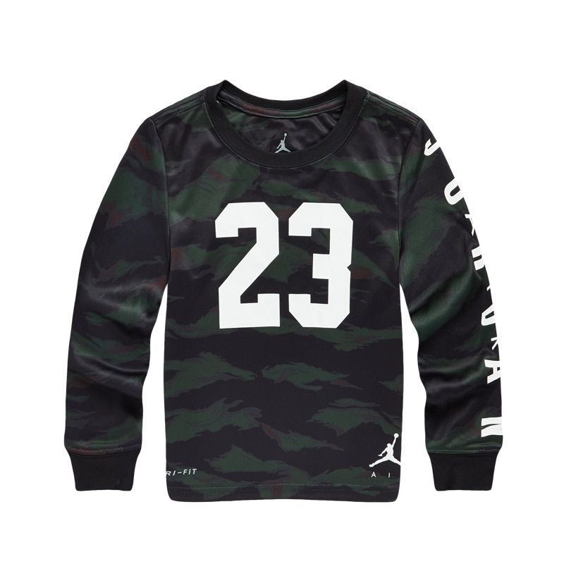 JORDAN Boy's Long Sleeve T-shirt