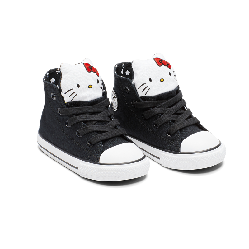 CONVERSE X Hello Kitty Ctas High Tops  (1 yr - 3 yr)