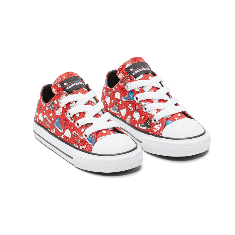 CONVERSE X Hello Kitty CHUCK TAYLOR ALL STAR OX (2 yr - 4 yr)