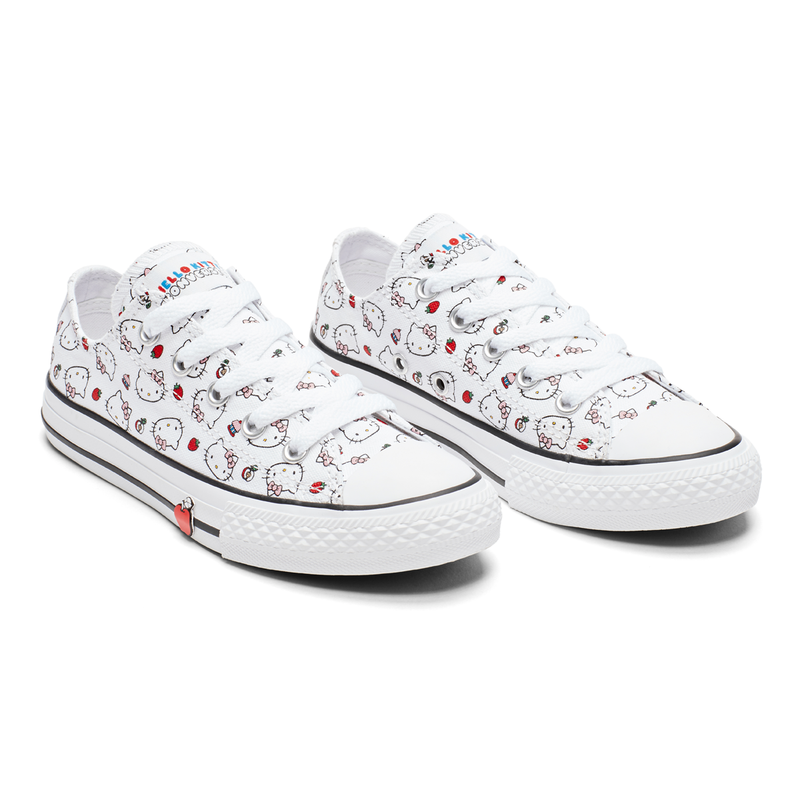 CONVERSE X Hello Kitty CHUCK TAYLOR ALL STAR OX (3 yr - 5 yr)