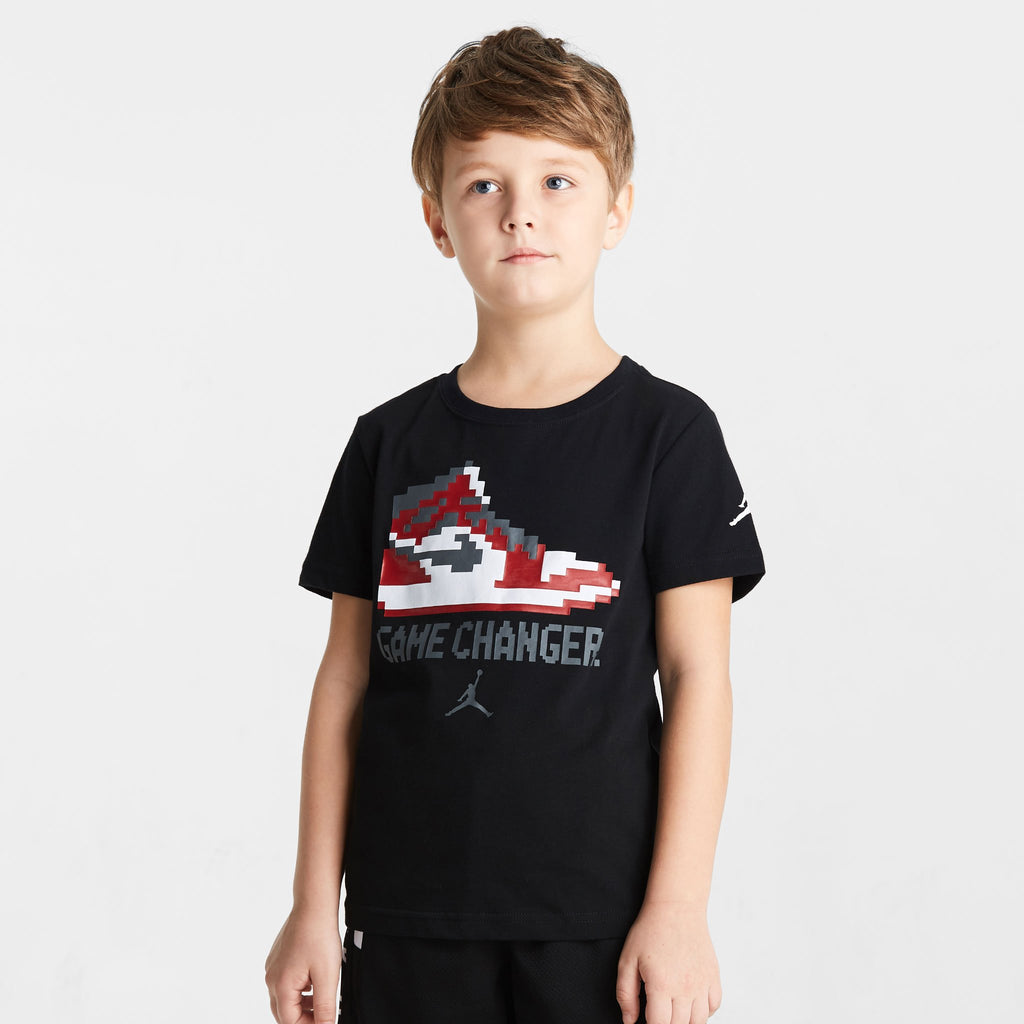 JORDAN Pixel Pack Game Changer Tee