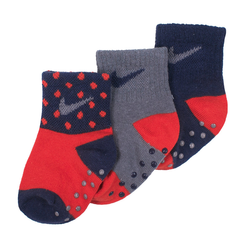 NIKE Quarter Socks (3PK)
