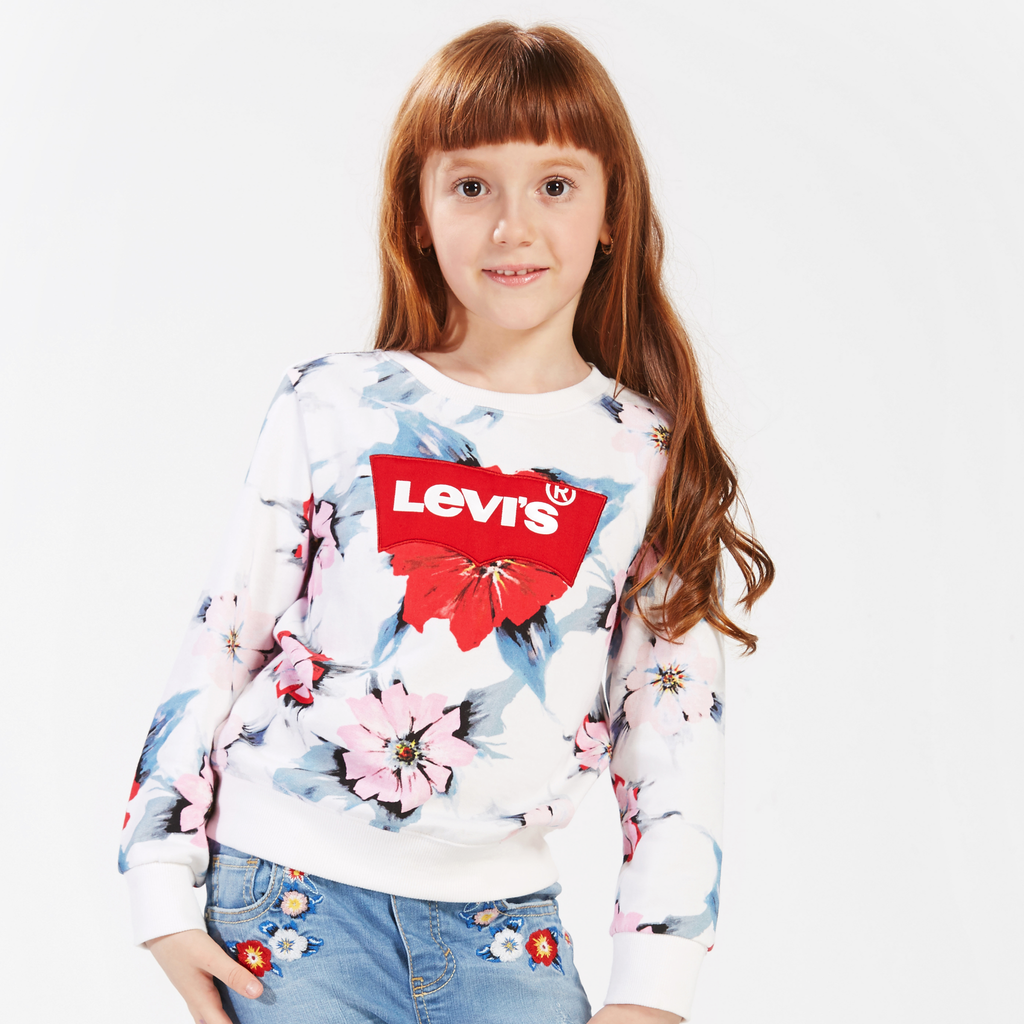 LEVI'S Girls' Pullover
