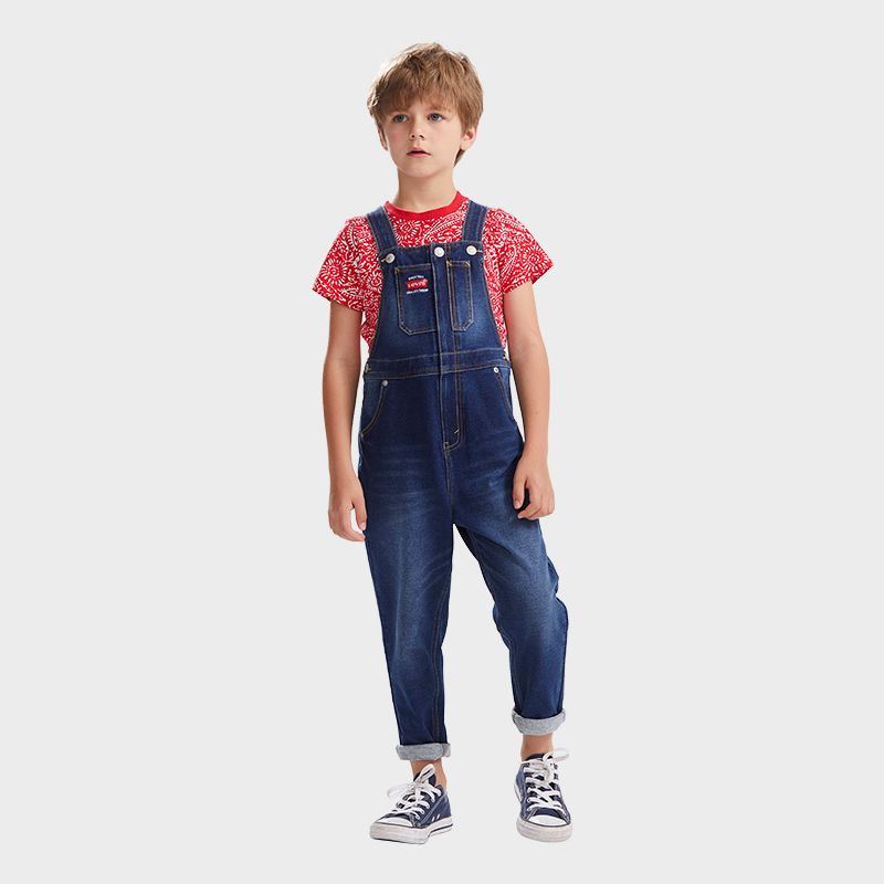 LEVI'S Boys' Vintage Suspenders Trousers