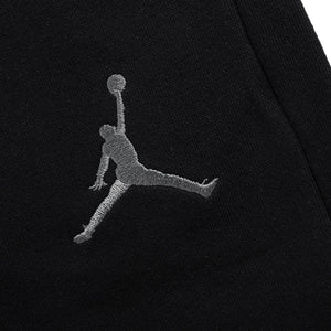 JORDAN Knit Shorts, Black Color, Logo Detail - Rookie Hong Kong