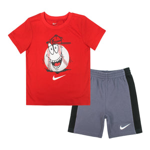 NIKE T-shirt & Short Set