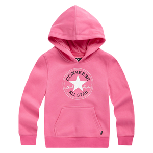 CONVERSE All Star Girls' Long Sleeves Hoodie