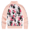 CONVERSE Girls Floral Print Jacket