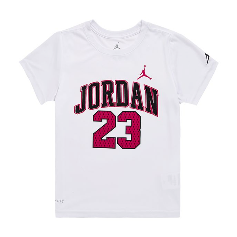 JORDAN Classic No.23 Short Sleeves T-Shirt