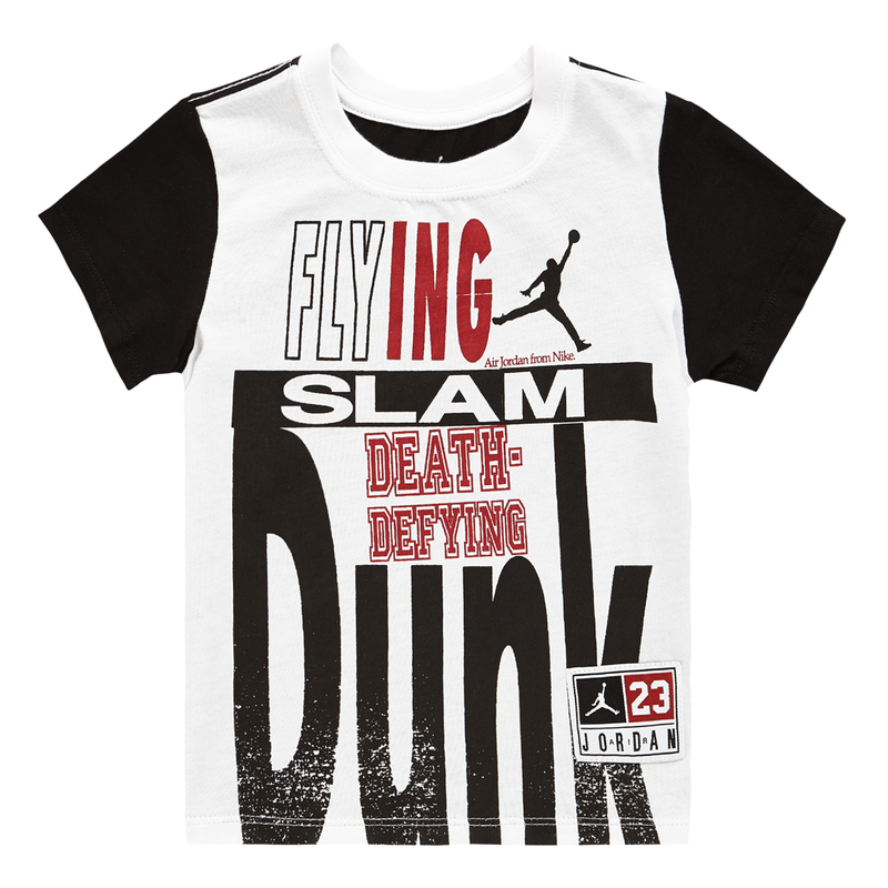 JORDAN FLYING SLAM DUNK Short Sleeves T-Shirt