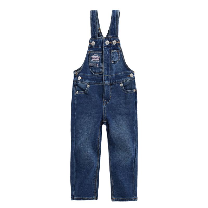 LEVI'S Baby Girls' Vintage Suspenders Trousers
