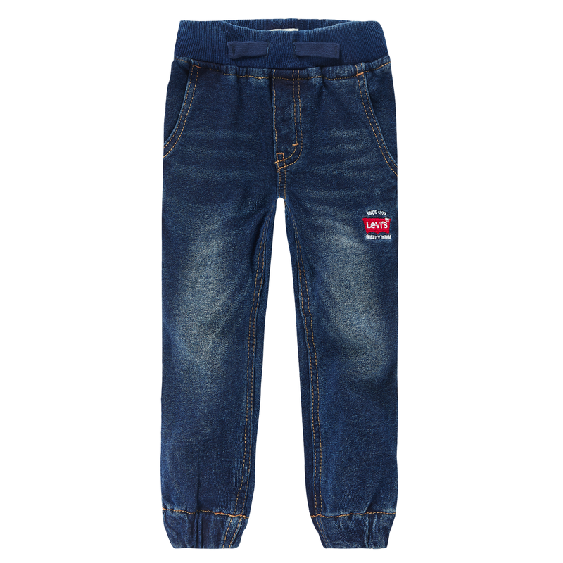 LEVI'S Denim Knit Joggers