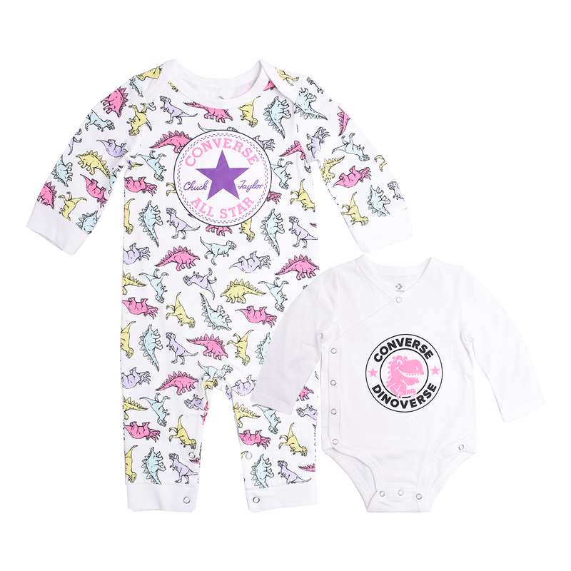 CONVERSE Bodysuit Creeper Set
